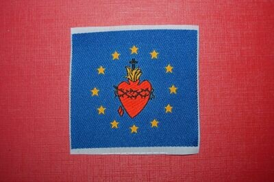 Insigne Catholique Sacré Cœur de Jésus Europe