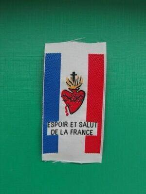 Insigne Espoir et Salut de la France Scout Catholique ESF