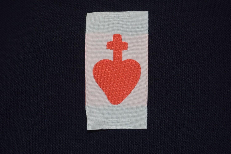 Insigne Chouan Vendéen Sacré Cœur de Jésus