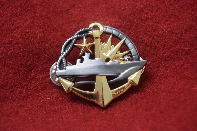 Insigne militaire Certificat Surfacier niveau supérieur
