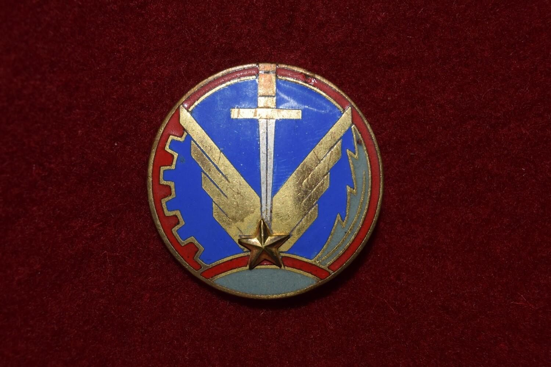 Insigne militaire École de Formation Officiers Techniciens