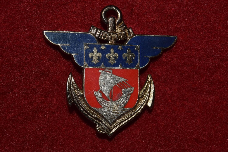 Insigne militaire District de Transit de PARIS