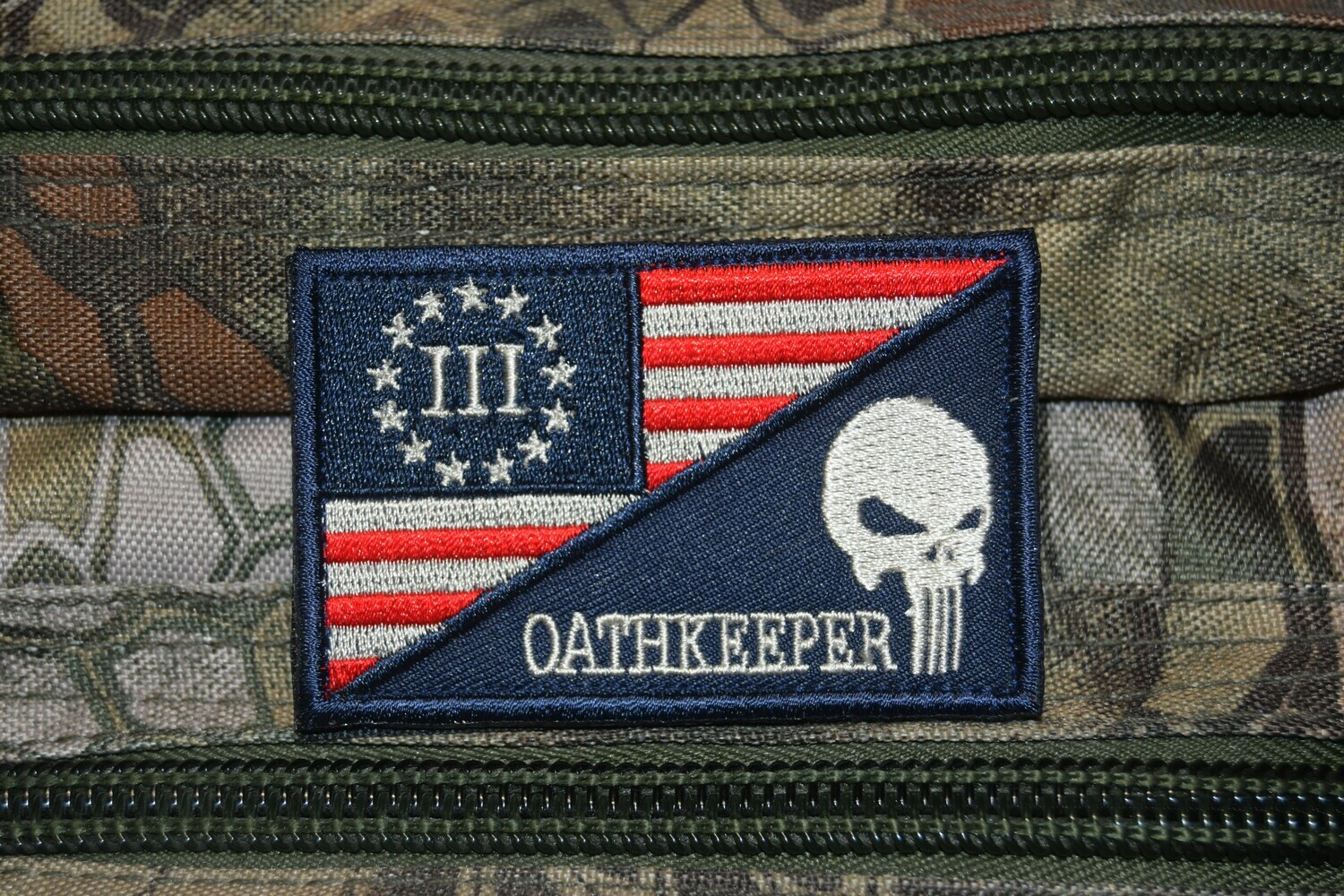 Patch Punisher Oathkeeper Game of Thrones HBO MacLaren