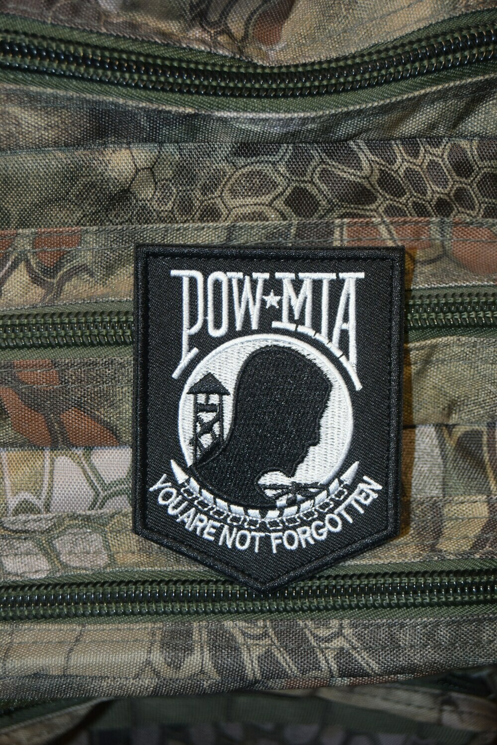 Patch POW MIA YOU ARE NOT FORGOTTEN