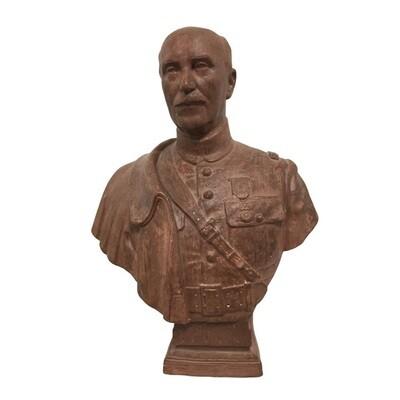 Buste Maréchal Philippe Pétain