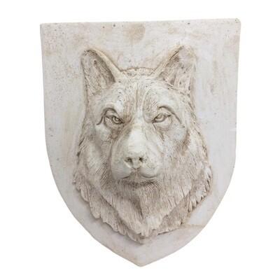 Blason tête de Loup zoo