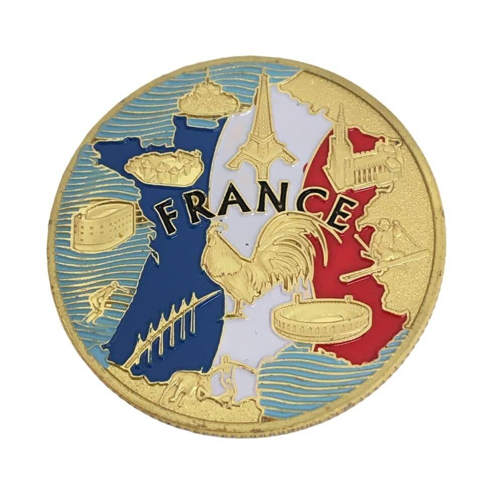 Médaille souvenirs France