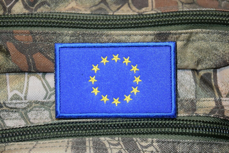 Patch drapeau Européen flag Europe