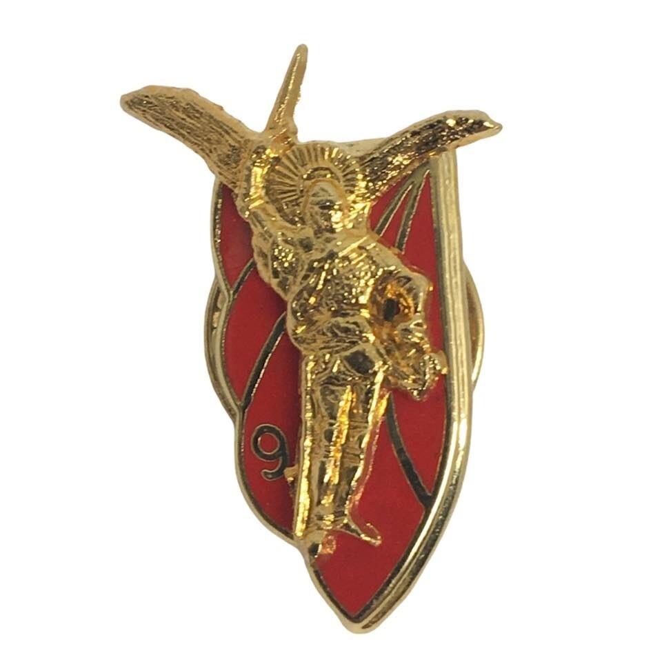 Pin's du 9e Régiment de Chasseurs Parachutistes 9e RCP
