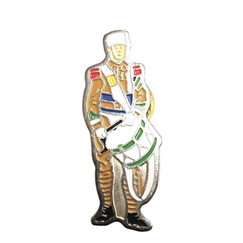 Pin's Légion étrangère Képi Blanc tambour