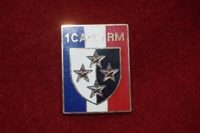 Insigne militaire 1er Corps d'Armée 6e Région 1CA-VIRM
