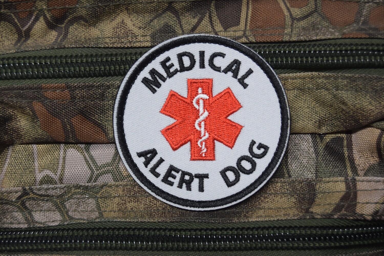 Patch US MEDICAL ALERT DOG