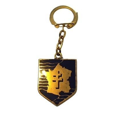 Porte clé militaire 2ème Division Blindée 2e DB