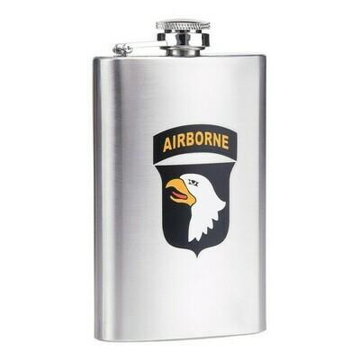 Flasque 101e Airborne Division US ARMY