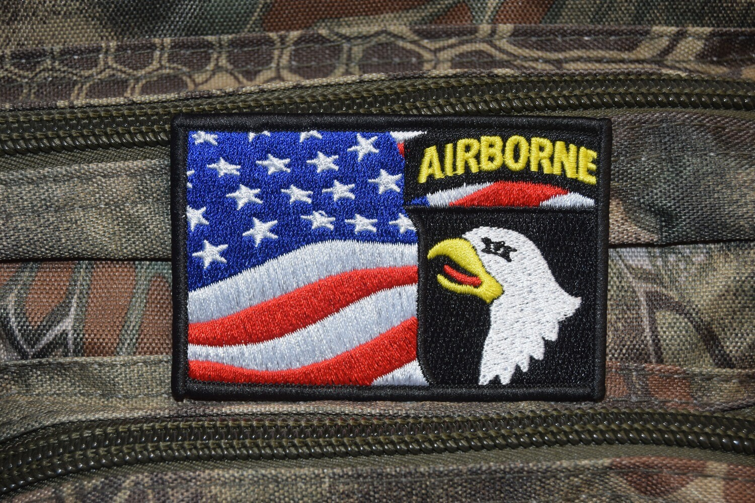 Patch militaire US ARMY 100e Airborne Division