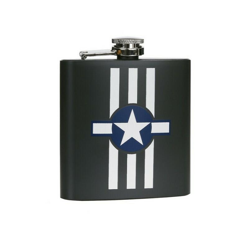 Flasque USAF aviation US ARMY