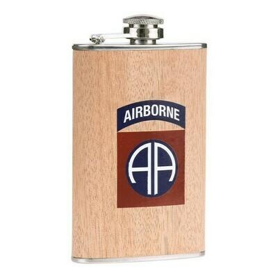Flasque 82e Airborne Division US ARMY