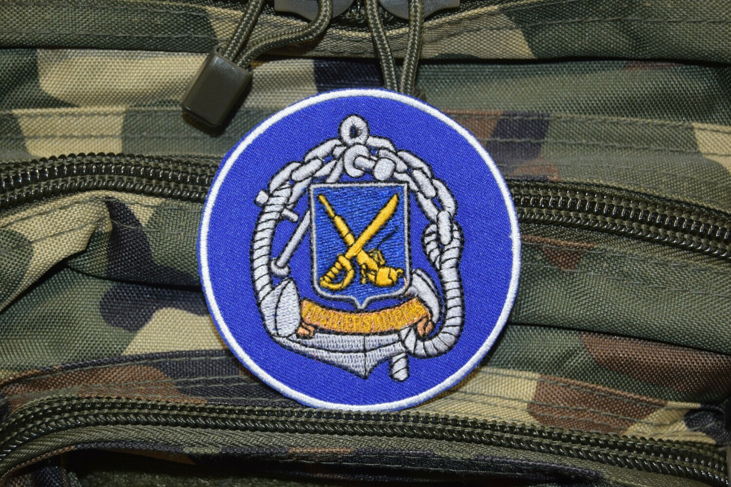 Patch militaire Fusiliers Marins