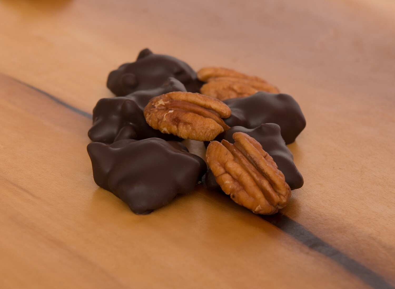 Chocolate Pecan Patties