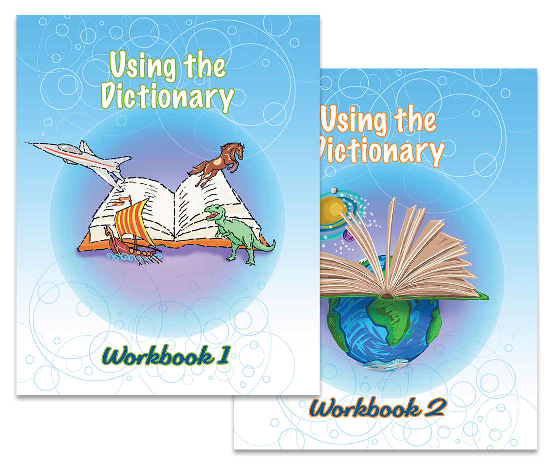 Using the Dictionary - Workbook 1 & 2