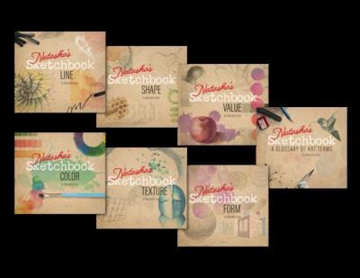 Natasha's Sketchbook - The Complete Set - ebook