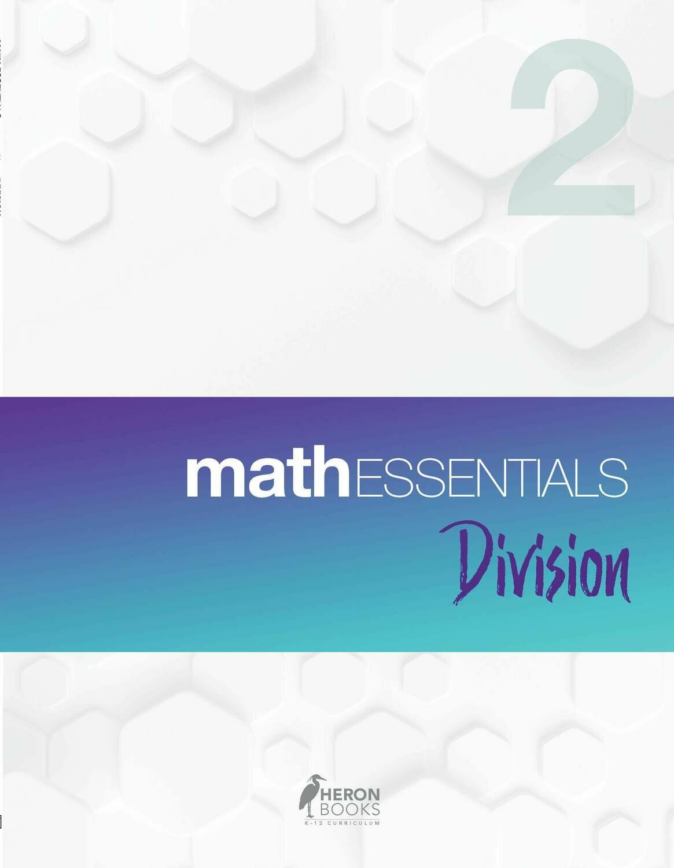 Math Essentials 2 - Division