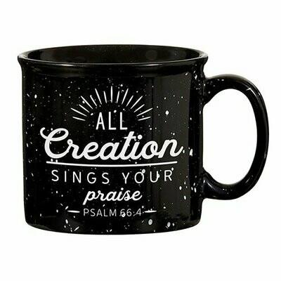Camp Mug All Creation Sings