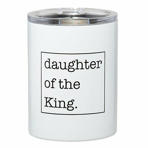 Stainless Steel Tumbler Daughter of the King