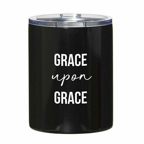 Stainless Steel Tumbler Grace Upon Grace
