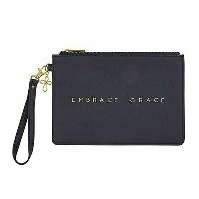 Embrace Grace wristlet