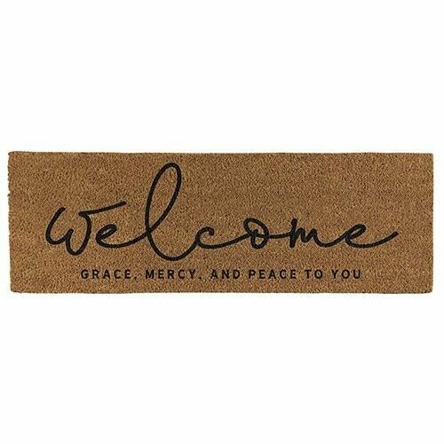 Doormat- Welcome