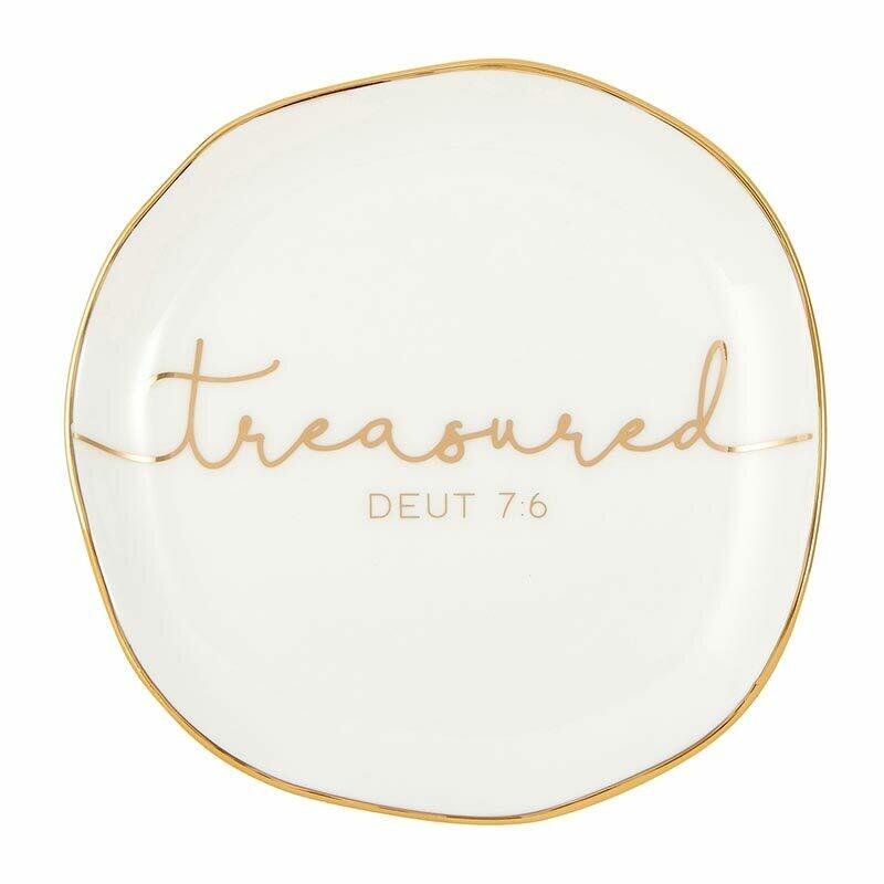 Trinket Tray- Treasured