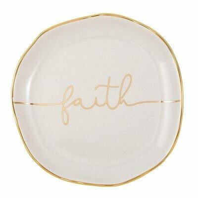 Trinket Tray | Faith