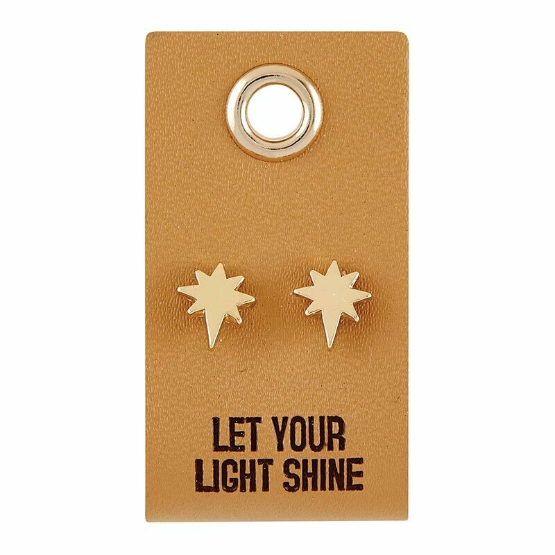 Let Your Light Shine Earrings