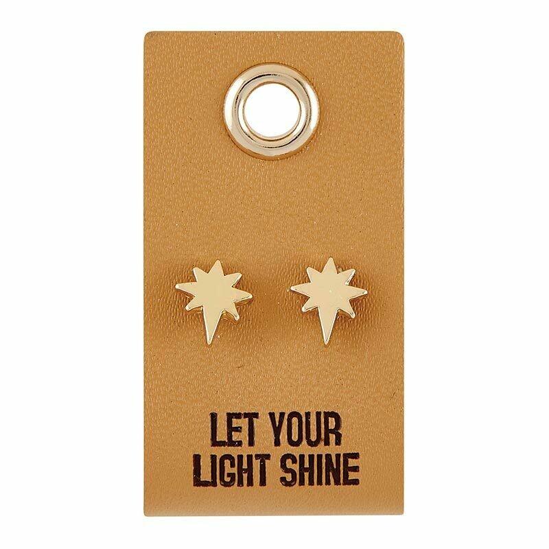 Let Your Light Shine Earrings