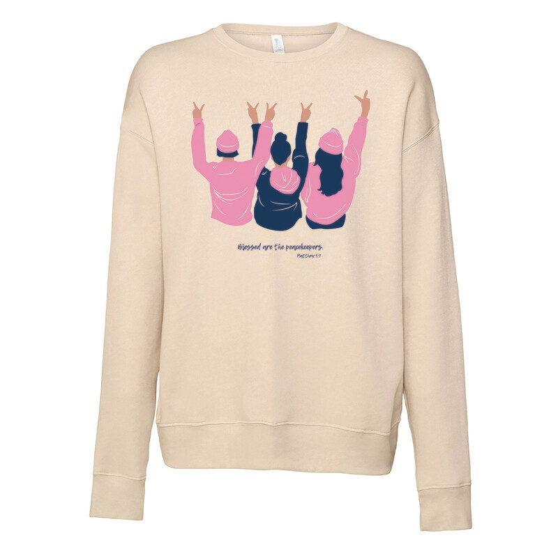 Peace Keepers Sweatshirt