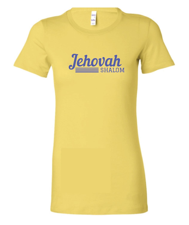 Jehovah Shalom Tee