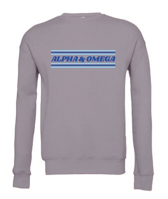 Alpha & Omega Sweatshirt