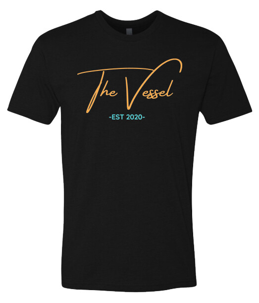 The Vessel Logo Tee