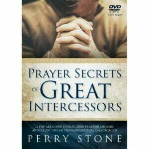 Prayer Secrets of Great Intercession