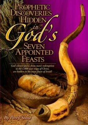 Prophetic Discoveries Hidden in God's 7 Appointed Feasts - DVD