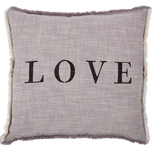 LOVE Luxe Pillow