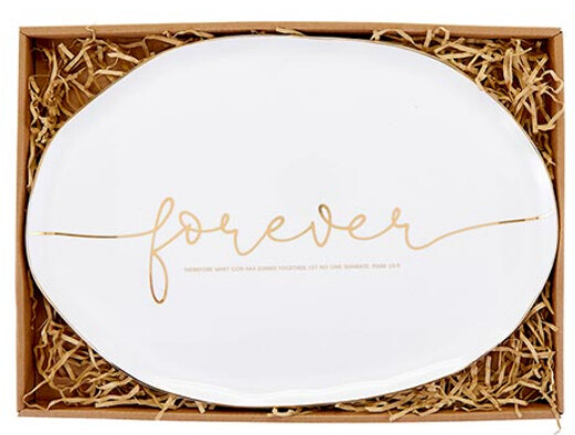 Forever Serving Platter