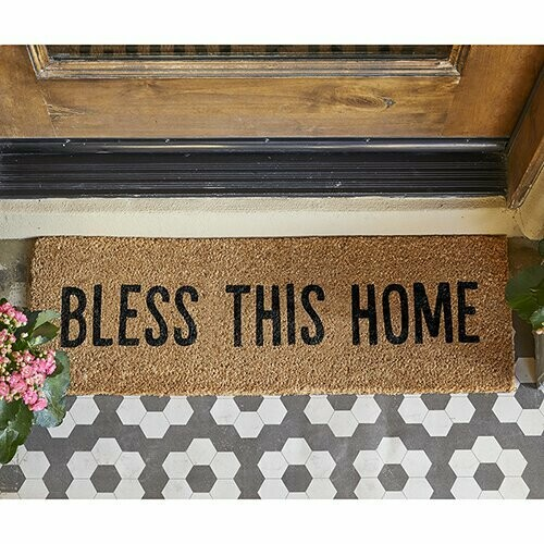 Doormat- Bless this home