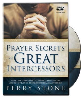 Prayer Secrets of Great Intercession - DVD