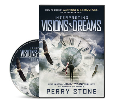 Interpreting Dreams and Visions - DVD