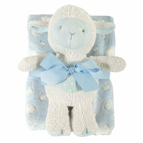 Blanket & Lamb Set