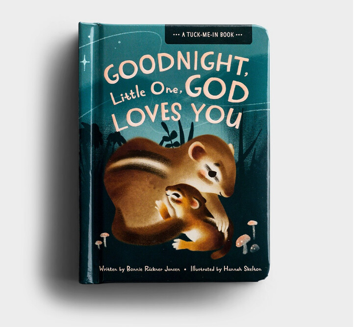 Goodnight Little One God Loves You