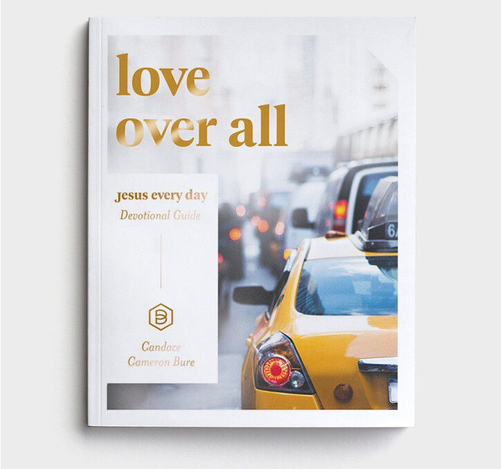Love Over All Devotional Guide
