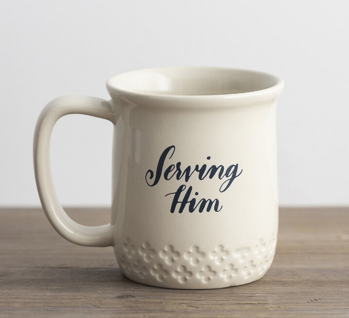 He Shines Mug